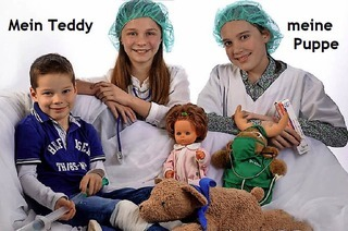 Teddy- und Puppenklinik in Emmendingen