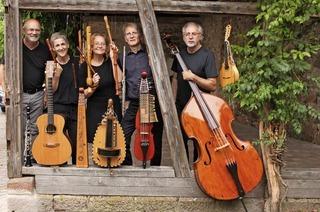 Traditionelle Lieder, moderne Rhythmen