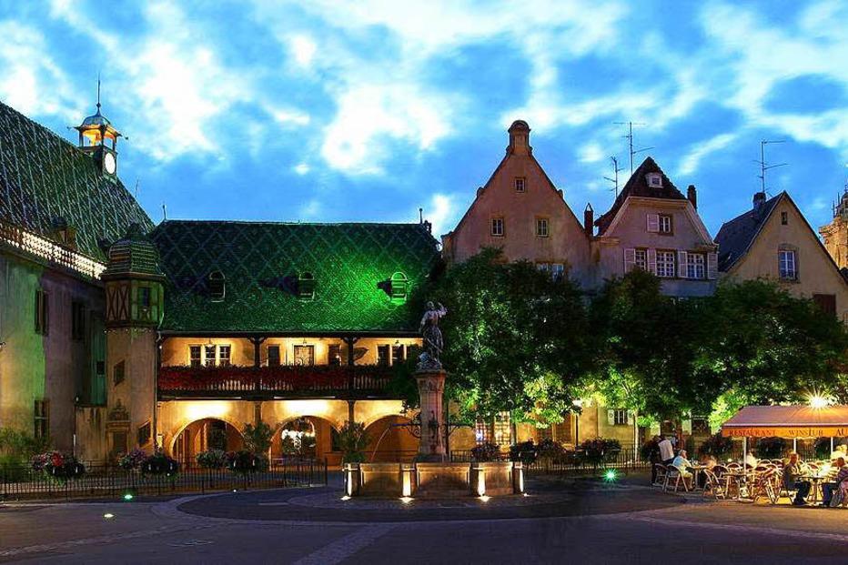 Restaurant Winstube Koifhus - Colmar