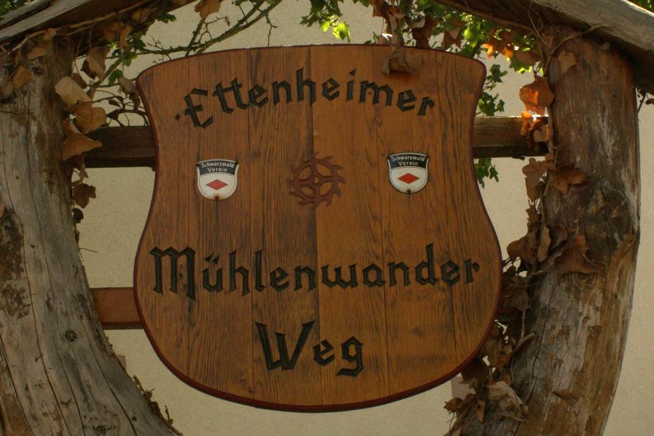 Sägemühle Weisbach (Ettenheimmünster) - Ettenheim