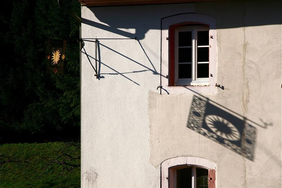 Gasthaus Sonne Ettenheimmünster (geschlossen) - Ettenheim