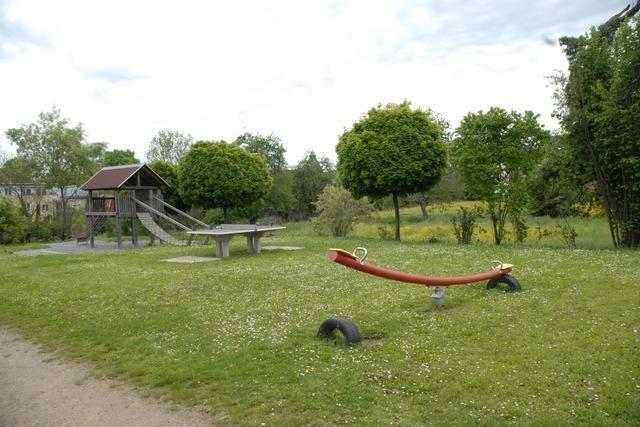 Spielplatz Akazienstraße (Warmbach)