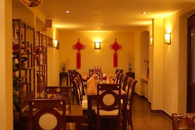 China-Restaurant Rosengarten (Warmbach)