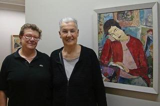 Das Werk der Offenburger Malerin Gretel Haas-Gerber in Städtischer Galerie und Online-Werkverzeichnis