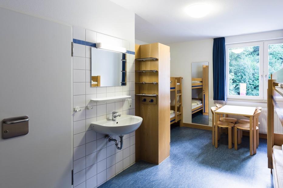 Jugendherberge - Freiburg