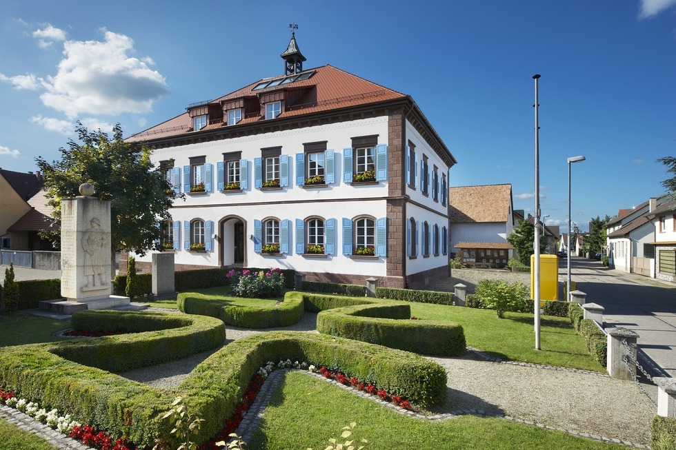 Rathaus - Ringsheim