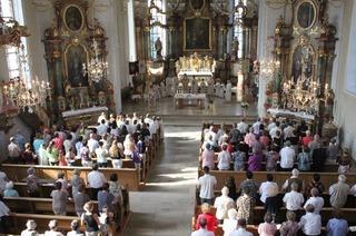 Kirche St. Johannes Baptist