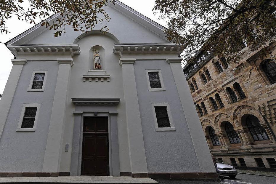 Katholische Seminarkirche - Freiburg