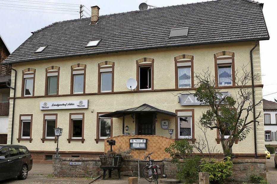 Gasthaus Adler (Müllen) - Neuried
