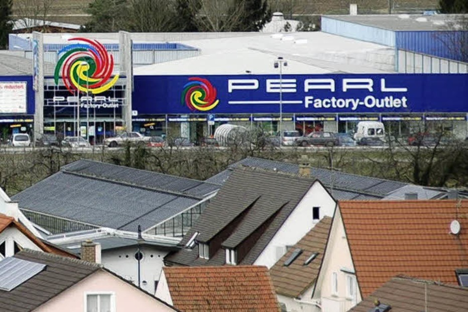 Pearl Factory Outlet - Auggen