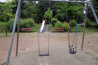 Spielplatz im Kurgarten (Neustadt)