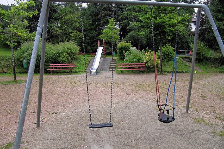Spielplatz im Kurgarten (Neustadt) - Titisee-Neustadt