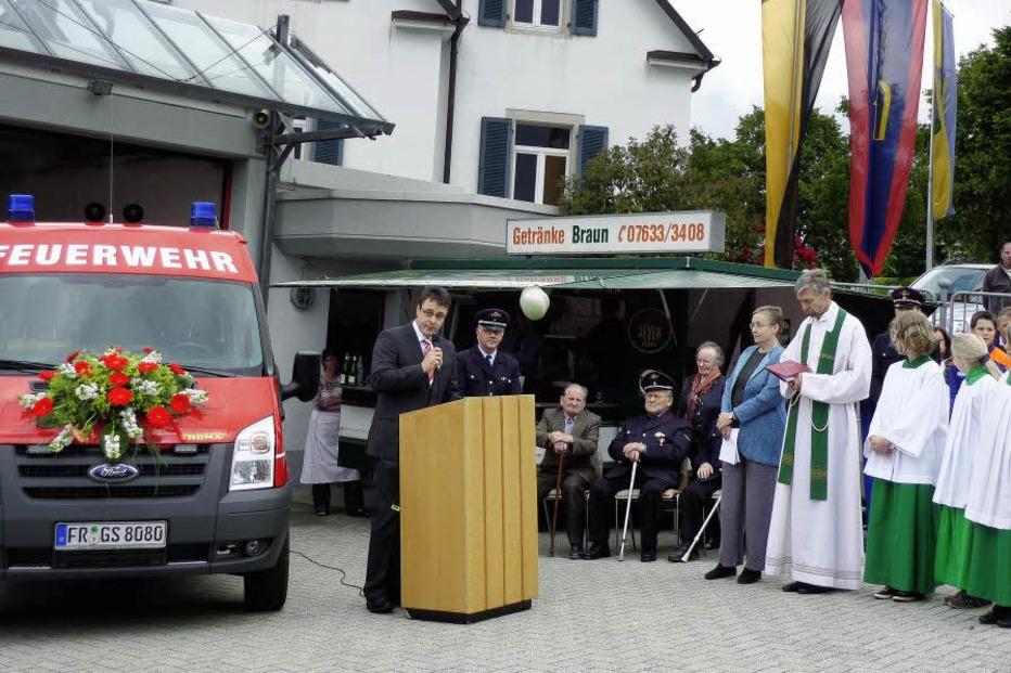 Feuerwehrgerätehaus - Sölden