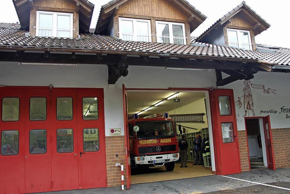 Feuerwehrgerätehaus - Auggen