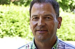 Jürgen Längin ist der zweite Bewerber