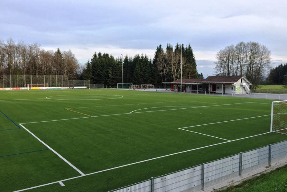 Sportplatz Bergalingen - Rickenbach