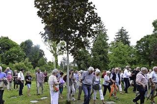 BZ-Leser informieren sich über den Wandel in der Bestattungskultur