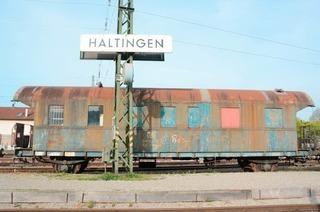 Bahnhof Haltingen