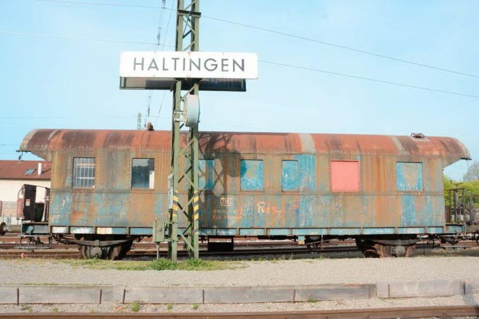 Bahnhof Haltingen - Weil am Rhein