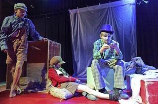 """Junges Theater gibt """"Oliver Twist"""" im Alten Wasserwerk in Lörrach"""