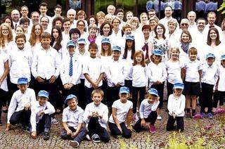 1. Akkordeon-Orchester Emmendingen und das Akkordeonorchester Denzlingen/Sexau in Emmendingen-Wasser