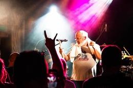 Fotos: Die Kyle Gass Band auf dem ZMF in Freiburg