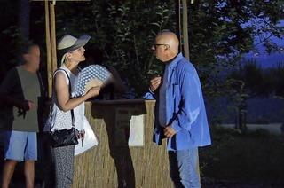 """Teatro Vento spielt Tennessee Williams """"Die Nacht des Leguan"""" in Steinen-Hägelberg"""