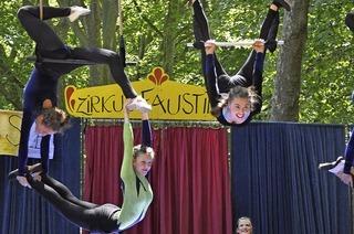Zirkus Faustino in Staufen