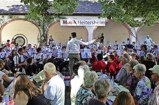 Open-Air Konzert in Heitersheim