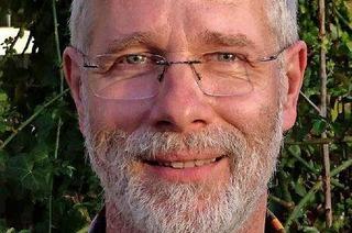 Johannes Diez liest Kriminalkurzgeschichten in Endingen