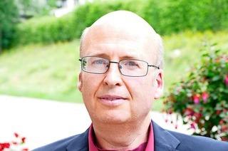 Dietmar Ferger aus Lörrach will Bürgermeister in St. Blasien werden