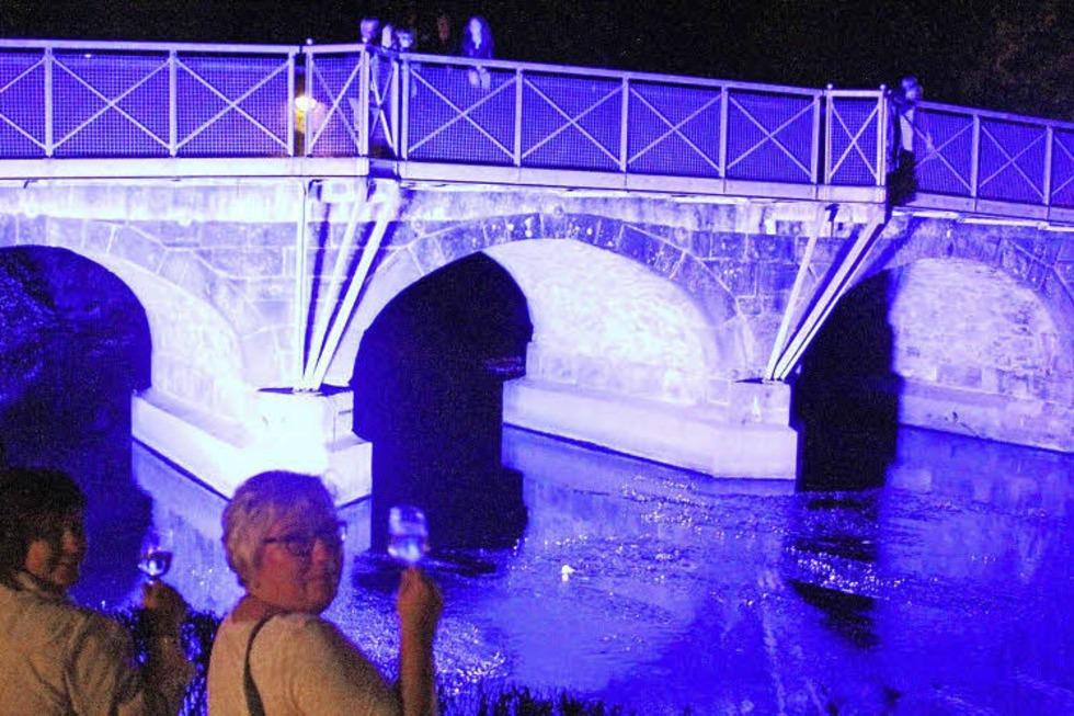 Fünf-Bogen-Brücke - Eichstetten