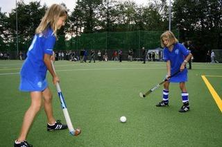 Hockey-Kunstrasenplatz VfR Merzhausen