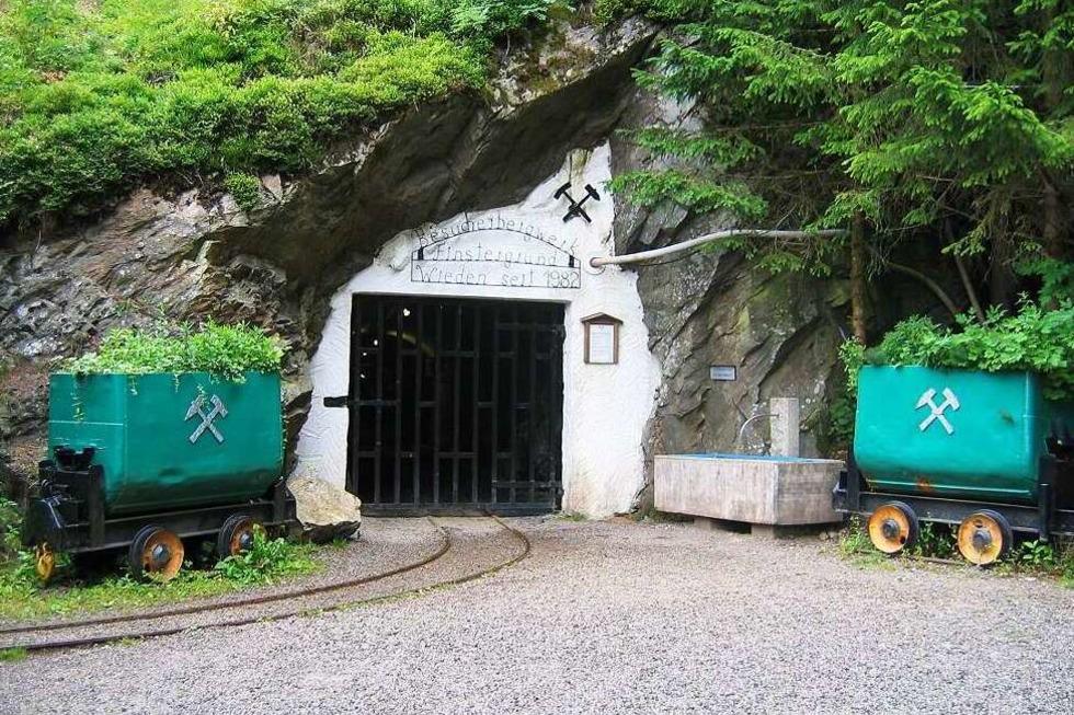 Besucherbergwerk Finstergrund - Wieden