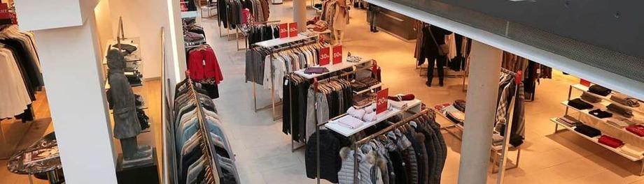 Die Lahrer Modewelt hat viel zu bieten