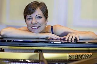 Virtuosin Ioana Ilie zu Gast in Laufen