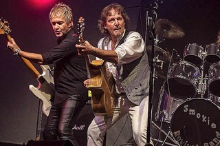 """Smokie Revival"" in Badenweiler"