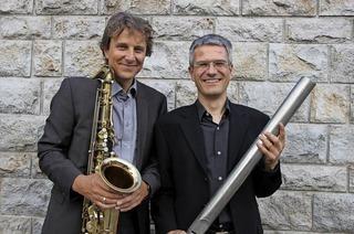 """Horn & Pipe bei """"Klangraum Kirche"""" in Lörrach"""