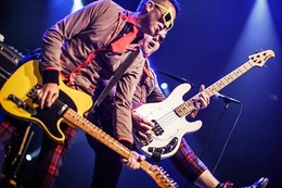 Fotos: New Model Army und The Toy Dolls auf dem ZMF