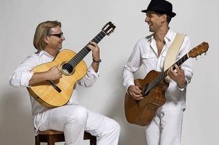 Magic acoustic Guitars mit Palatzky & Waßer gastieren in Badenweiler