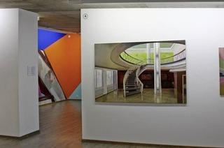 Das Museum für aktuelle Kunst in Durbach zeigt Ben Hübsch und Martin Kasper