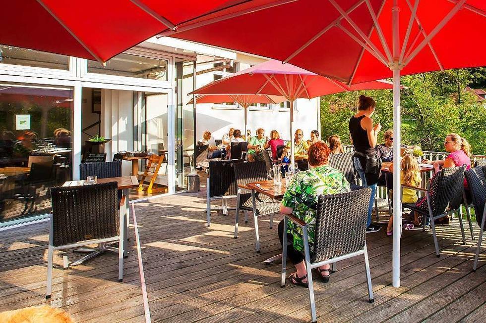Café-Restaurant Talstation (Belchen-Center) - Münstertal