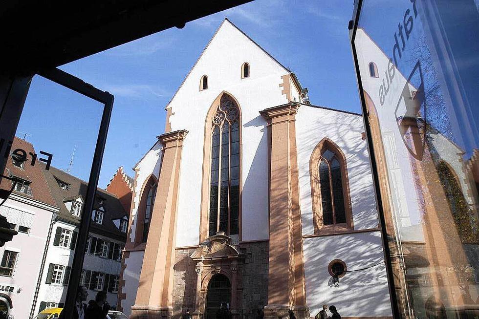 Kirche St. Martin - Freiburg