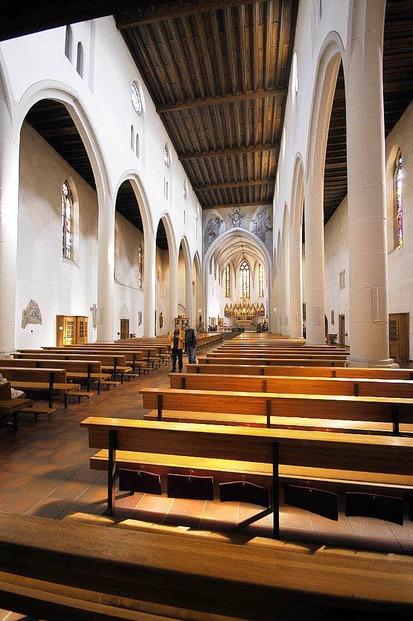 Kirche St. Martin (Rathausplatz) - Freiburg