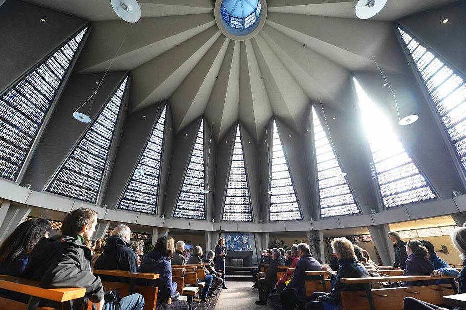 Kirche St. Albert (Bischofslinde) - Freiburg