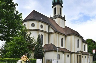 Kirche Maria Hilf (Wiehre)