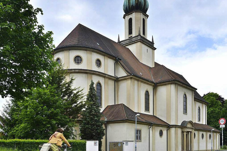 Kirche Maria Hilf (Wiehre) - Freiburg