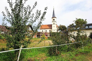 Evangelische Kirche Tiengen