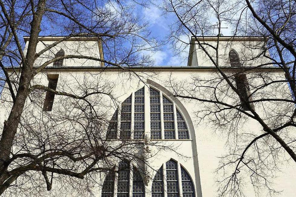 Kirche St. Konrad und Elisabeth (Beurbarung) - Freiburg