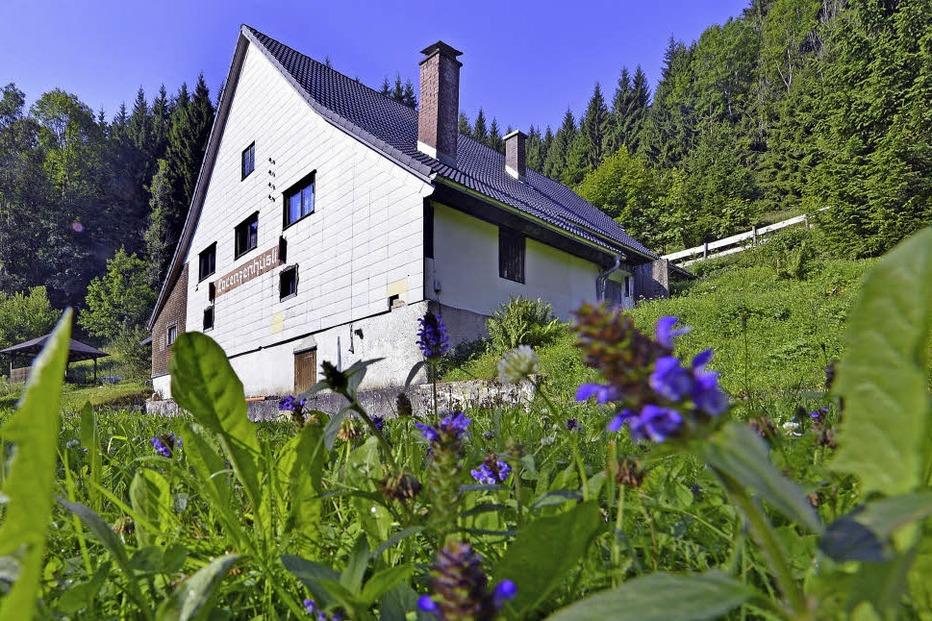 Lorenzenhäusle im Griesdobel - Breitnau